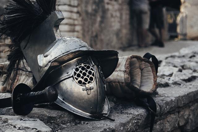 casco de guerra